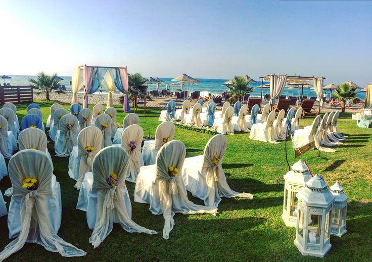 Create your dream Wedding at Minoa Palace Resort!