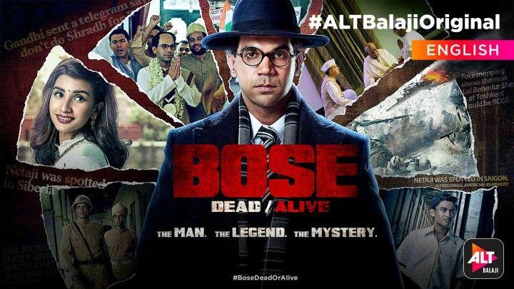 Stream full episodes of Bose: DEAD/ALIVE on ALTBalaji in ...