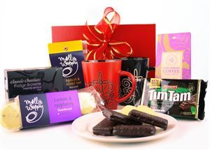 Alcohol-Free Gifts • Coffee With Friends | http://www.flyingflowers.co.nz/coffee-with-friends-2