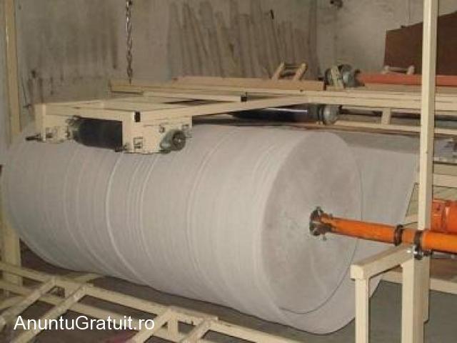 Fabricant echipamente hartie, tuburi carton, servetele hartie,etc