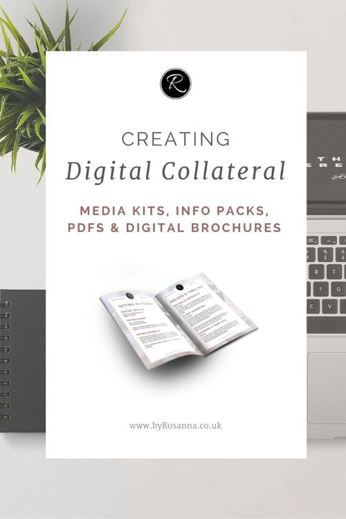 Why and how to create branded documents and digital collateral to send to your customers! (Media kits, PDFs and info packs for bloggers, designers, and other small business owners)  #RePin by AT Social Media Marketing - Pinterest Marketing Specialists ATSocialMedia.co.uk