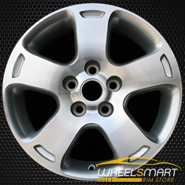 16 Chevy Hhr Oem Wheel 2006 2007 Machined Alloy Stock Rim 5247