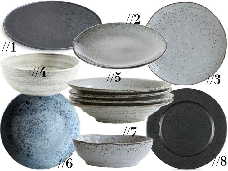 1 / 2 / 3 / 4 / 5 / 6 / 7 / 8 Jeg har længe været vild med den keramik-trend, som vi har set enormt meget til det sidste års tid, og siden jeg selv er begyndt at forsøgemig med at lave keramik, er min kærlighed til det rustikke stentøjikke blevet mindre. Alt hvad jeg ejer af tallerkener....