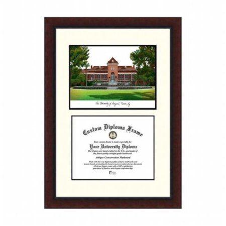 Campusimages AZ996LV University of Arizona Legacy Scholar Diploma Frame
