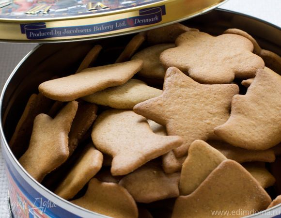 Если вы когда-нибудь пробовали имбирное печенье, то вряд ли уже сможете забыть это удивительное, пряное, хрустящее печенье. Ну а если не пробовали, то вот вам рецепт - очень простой, доступный по и...