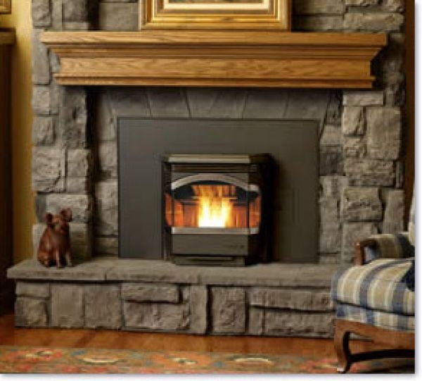 This is the fireplace I got from Harman Stoves! Im so exicted for it to come, it will be going in my living room as well. I was looking everywhere for a pellet fireplace insert like this one. I...