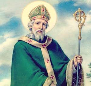 El diario de mi Hogar: Por que se festeja el dia de San Patricio.?