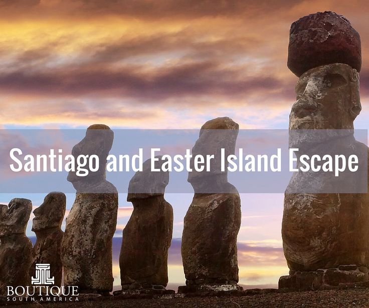 Explore Santiago and Easter Island Escape here: http://www.boutiquesouthamerica.com.au/product/santiago-easter-island-escape/