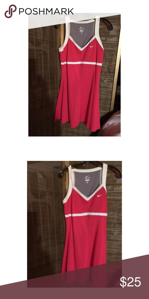 NIKE tennis dress Rarely worn. Nike Dresses
