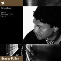 Stacey Pullen fabric x Detroit Love Promo Mix de fabric na SoundCloud