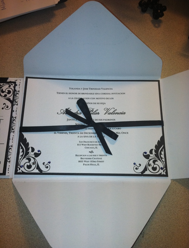 DIY Invitation Stationery from Michaels In