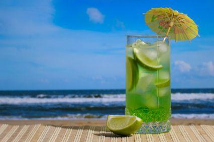 Lime & lemony