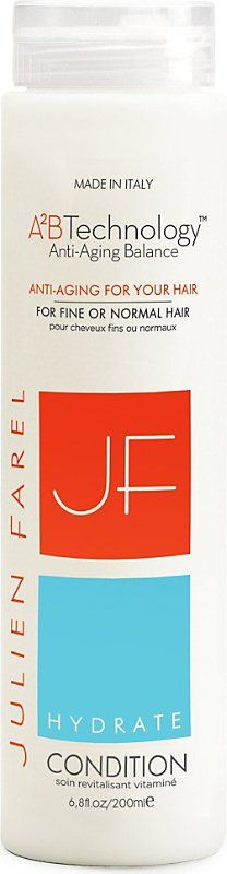 Pin for Later: 31 Ways to Hydrate Your Hair This Summer Julien Farel Hydrate Conditioner Julien Farel Hydrate Conditioner (£20)
