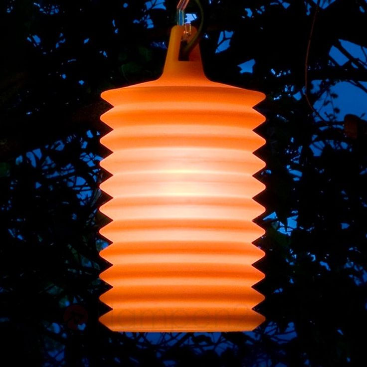 Gave hanglamp LAMPION voor buiten 8005046X