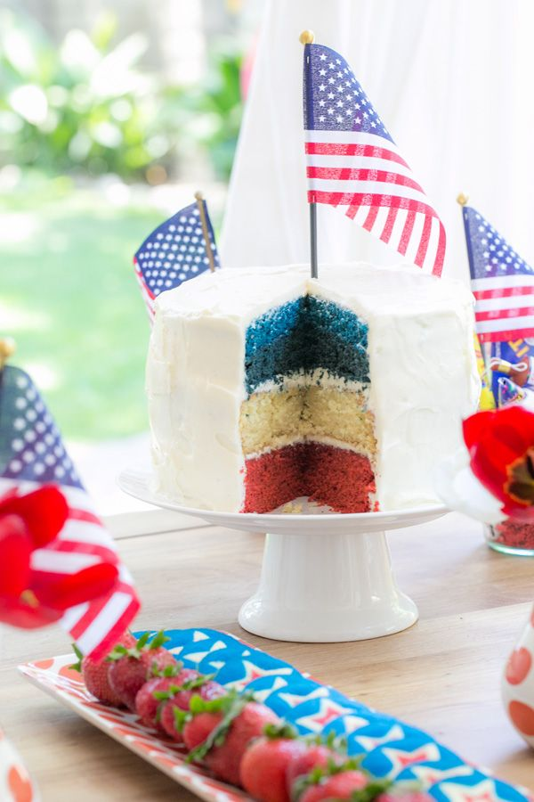 Easy Entertaining Ideas For The 4th Of July Entertaining