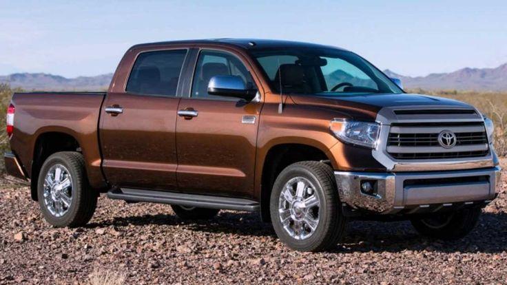 новый пикап - Pickup Toyota Tundra- 2014 !  !  !