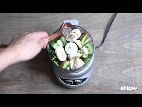 Wie man einen Smoothie mit einer Küchenmaschine macht (mit Bildern) | eHow   – Keto