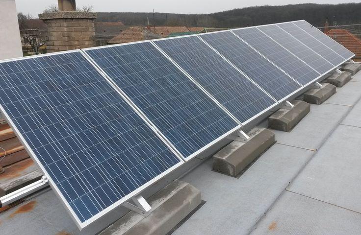 Solárny fotovoltický ohrev vody Logitex 2 kW Levice