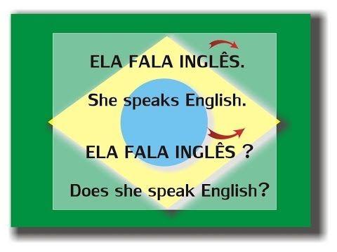 Learn Brazilian Portuguese Language Lesson 1 Phrases