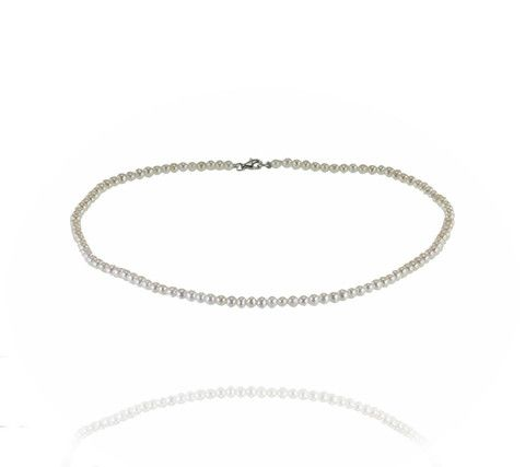 Pure Pearl™ Strand 40cm in length- Buy it now: http://www.australianpearldivers.com.au/collections/freshwater-pearls/products/pure-pearl-strand-10