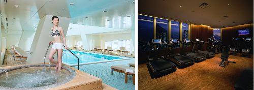 ハイアット リージェンシー 東京プールフィットネスジム利用にホテル自慢のスイーツがセットになった夏季限定プラン販売中