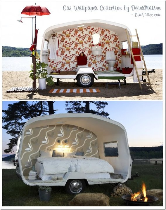 who would cut a cute trailer like that oh i guess i would travel pinterest outdoor life. Black Bedroom Furniture Sets. Home Design Ideas