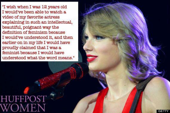 Taylor Swift - Feminism