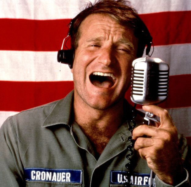 Good Morning, Vietnam (1987) — Adrian Cronauer | 29 Great Performances By Robin Williams