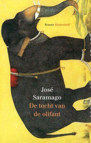 José Saramago -De tocht van de olifant