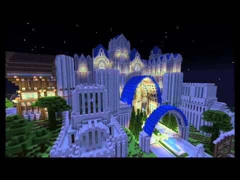minecraft treehouse by fyreuk - Google Search | Minecraft ...