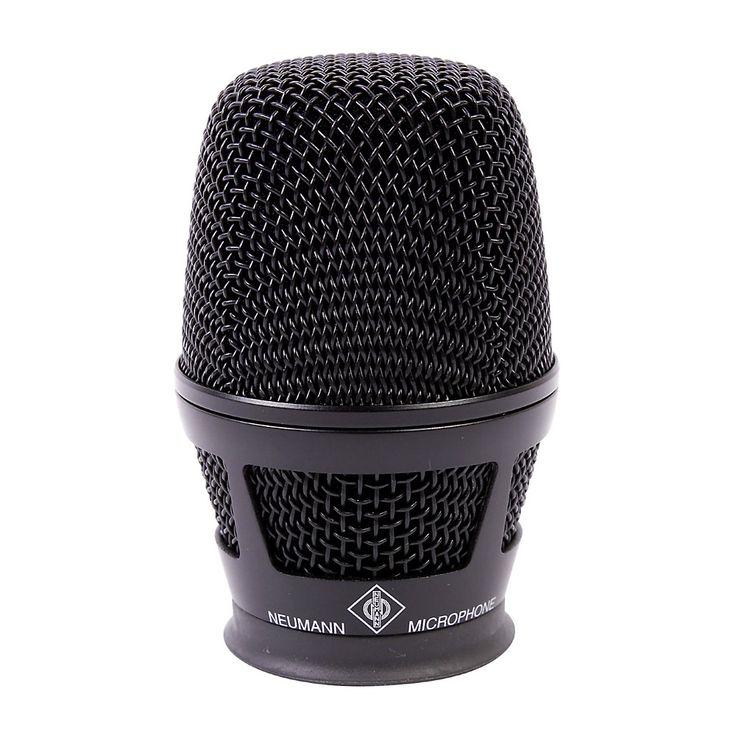 Neumann KK 105 Supercardioid Microphone Capsule Black