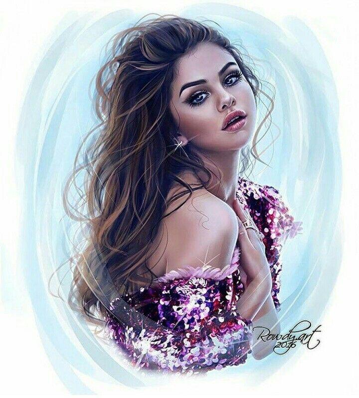 Selena Gomez... ❤
