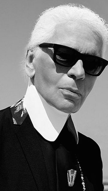 LOOKandLOVEwithLOLO~ Louis Vuitton Icon and Iconoclasts Collection. Louis Vuitton with Karl Lagerfeld