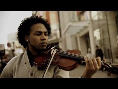 Killing Me Softly played on the violin by Yosvani! (This is why I wanted to learn the violin in the first place!!) ;)