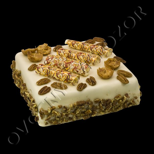 Торт с кленовым сиропом