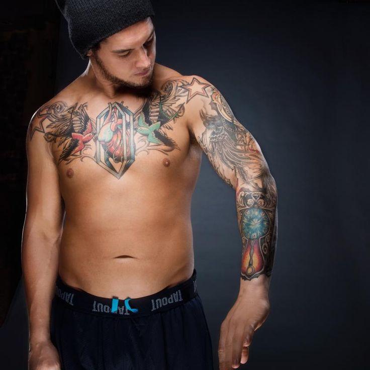baron corbin tattoos - photo #4