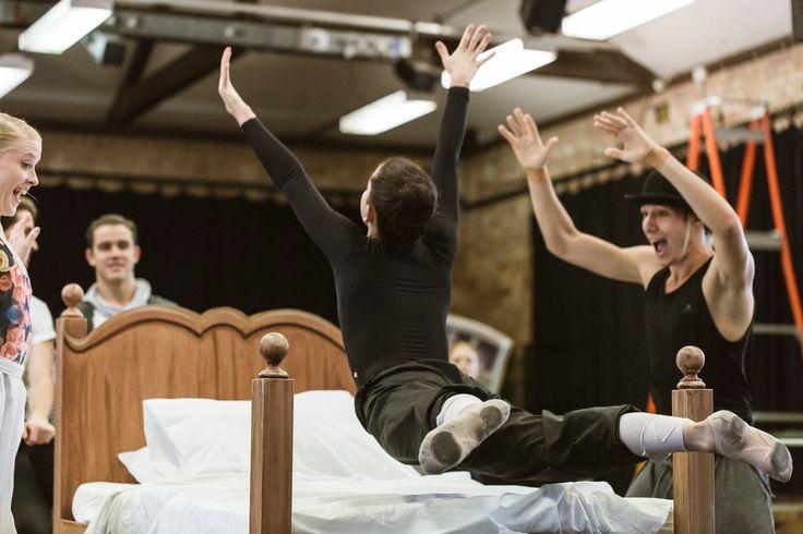Queensland Ballet - Peter Pan Backstage