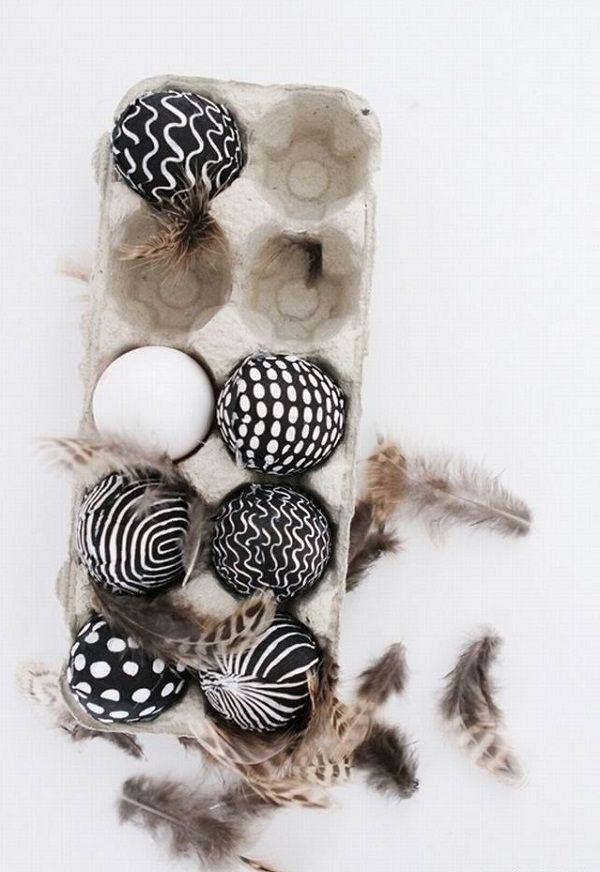 Minimalist Easter Decor