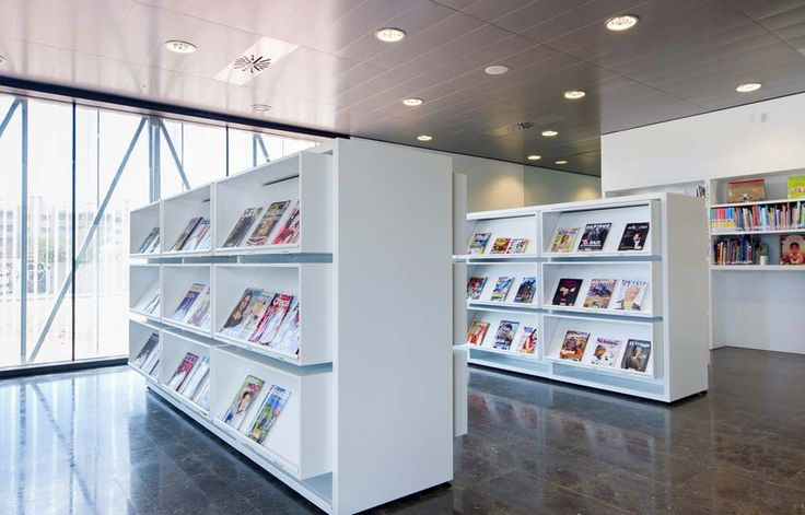 Mueble biblioteca Marciana