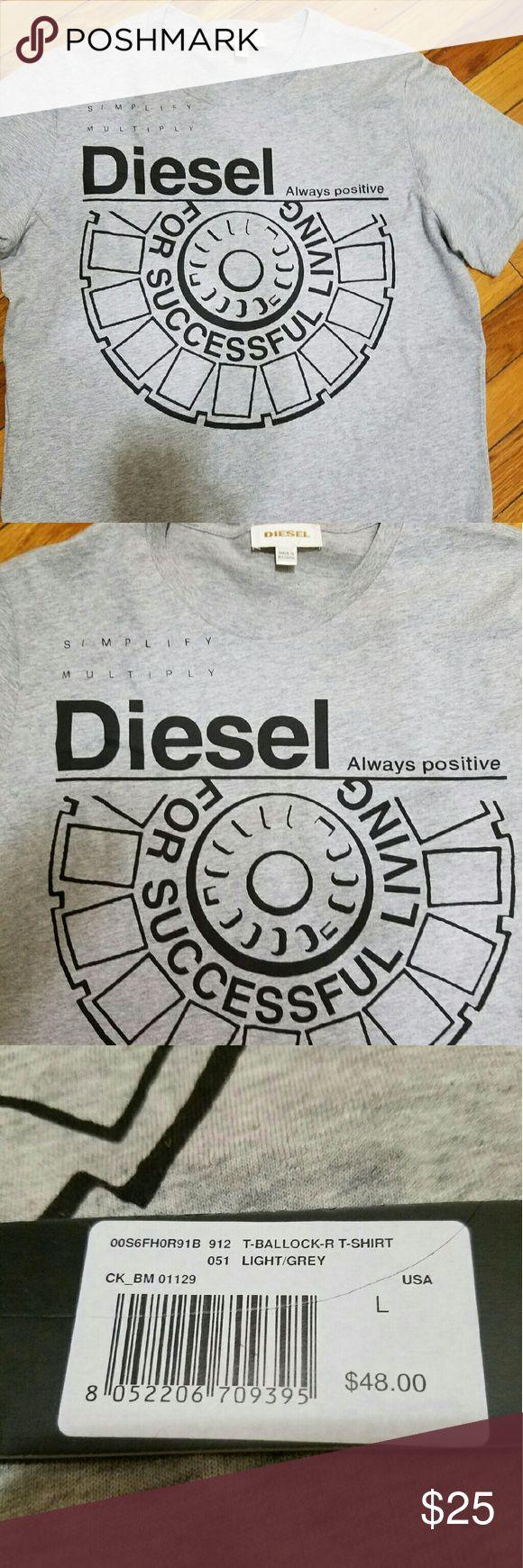 Tshirt Diesel brand new Diesel Shirts Tees - Short Sleeve