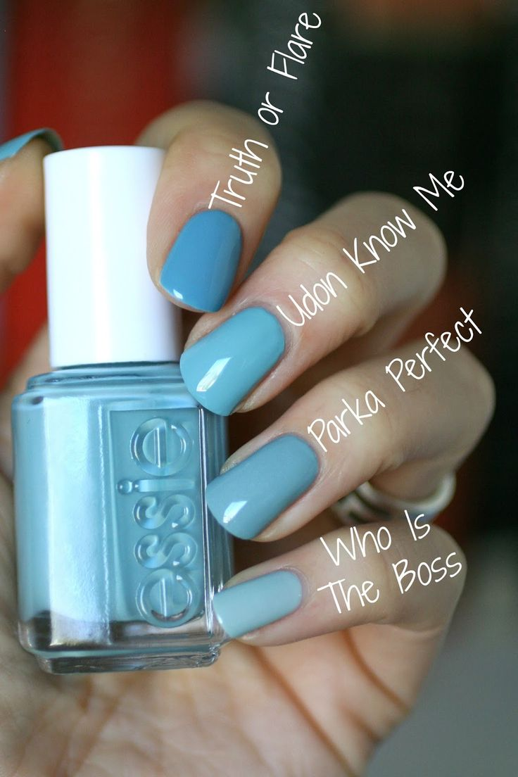 This year I've really figured out my absolute favourite nail polish colours to wear. They are the ones that make me feel chic and clas...