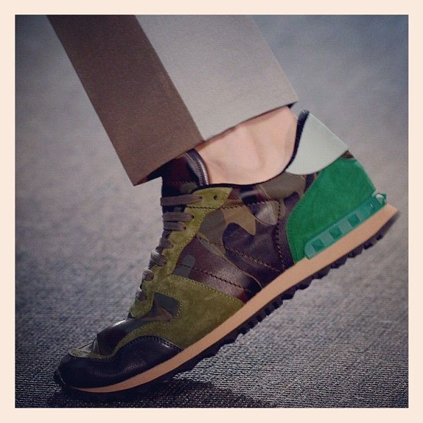 Valentino S/S 2013 sneakers.
