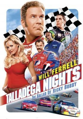 Talladega Nights: The Ballad of Ricky Bobby (2006) movie #poster, #tshirt, #mousepad, #movieposters2