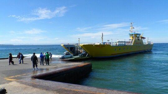 Journey Puerto Montt a Ancud, Chiloe