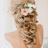 Прически : Коллекция фото на Невеста.info - ^Блондинка^