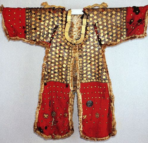 Korean armor, Joseon Dynasty.
