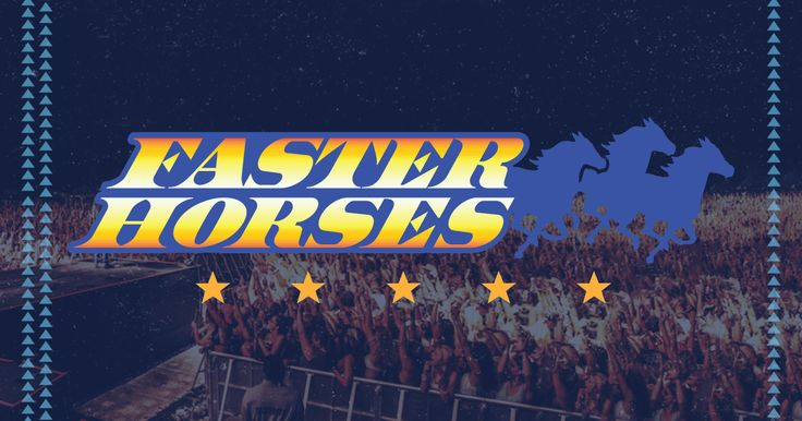 2017 Artist Lineup: Faster Horses Country Music Festival is the #partyofthesummer in Brooklyn, Michigan! 3 big days of country music and camping July 21-23.