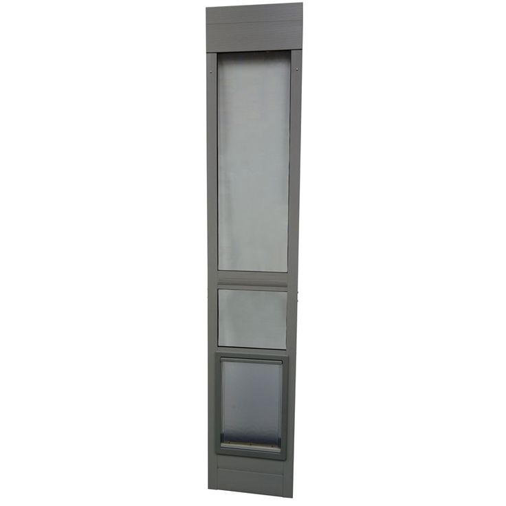 Hartman 300 X 180mm Medium Pet Door For Patio And Sliding