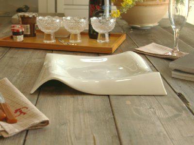 スタジオエム(スタジオm/studiom')ドラペッジョ[drappeggio]18cmプレート|洋食器お皿プレート7sf7