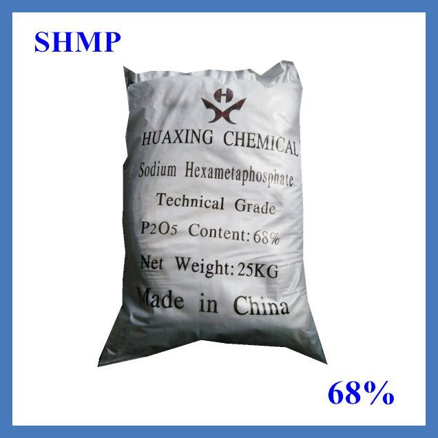 Factory Price Graham's Salt Sodium Hexametaphosphate SHMP